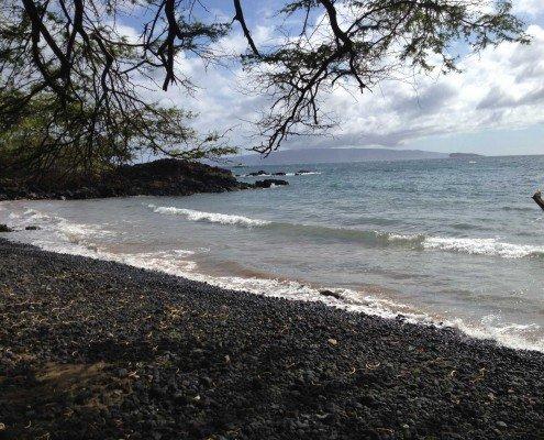 Makena Rocky Shoreline