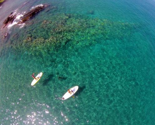 SUP Makena Maui